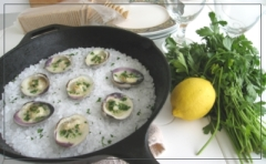 broiled_garlic_clams