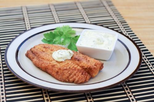 Crispy Fried Catfish. Photo by Vanda Lewis