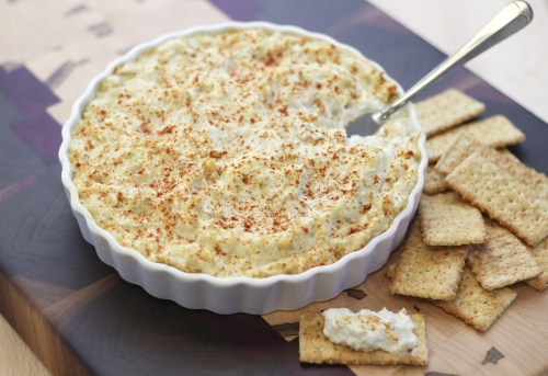 Hot Crab Dip. Photo by Vanda Lewis